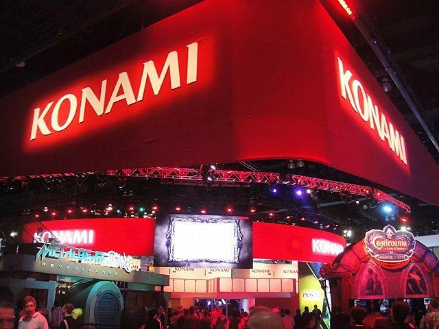Создание компании Konami