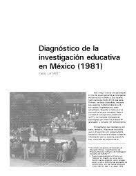 PROGRAMA NACIONAL INDICATIVO DE INVESTIGACION EDUCATIVA
