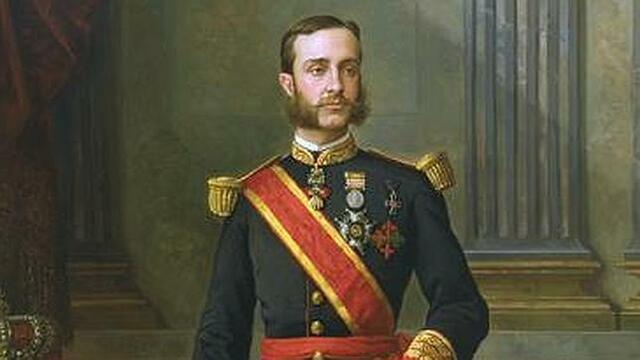 Alfons XII (1874 - 1885)