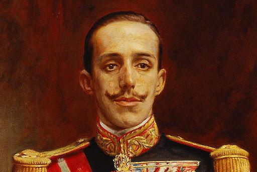 Alfons XIII (1885 -
