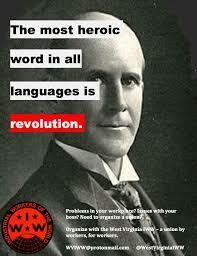 Eugene Debs founded IWW