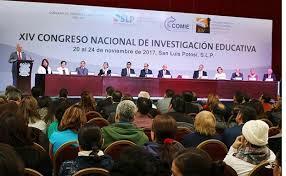 CONGRESO DE INVESTIGACION EDUCATIVA  (SAN LUIS POTOSI)