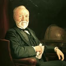 Andrew Carnegie and Steel industry