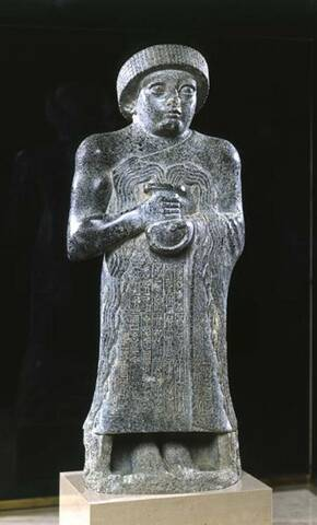 Statuetta di Guadea
