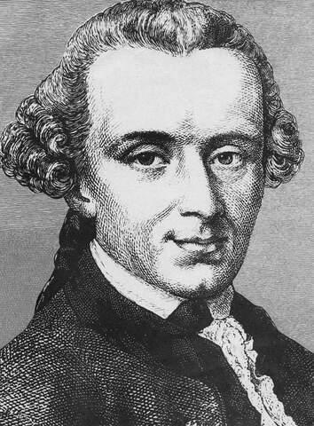 IMMANUEL KANT - (1724-1804)