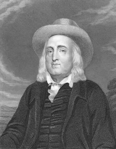 JEREMY BENTHAM - (1748- 1832)