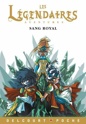 Aventures - Sang Royal