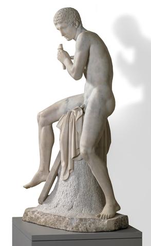 """Hermes"" de Thorvaldsen"