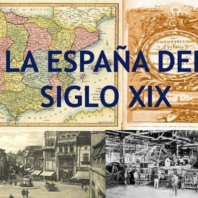 España siglo XIX timeline