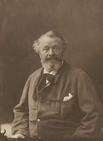 NADAR, uno de los primeros fotógrafos de su tiempo