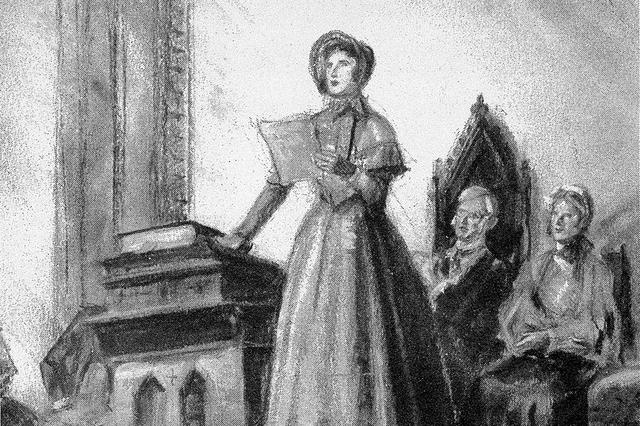 Elizabeth Cady Stanton-Seneca Falls