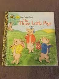 The Three Little Pigs by Elizabeth Ross