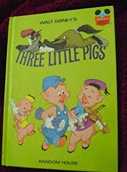 The Three Little Pigs by RH Disney