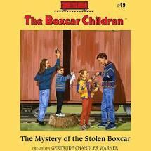 The Boxcar Children Book Set by Gertrude Chandler Warner