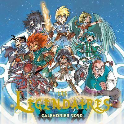 Calendrier - 2020