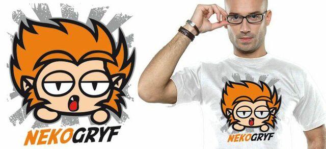 T-shirt - NekoGryf