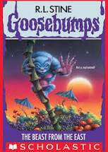 Goosebumps Book Series by R.L. Stine