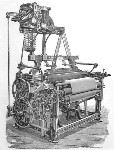 Invent del Teler Mecànic
