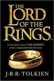 The Lord of the Rings by J.R.R Tolkien