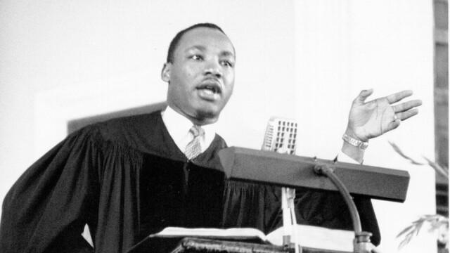 MLK becomes Ebenezer Baptist Church