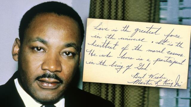 Atlanta Constitution publishes a letter from MLK to an editor