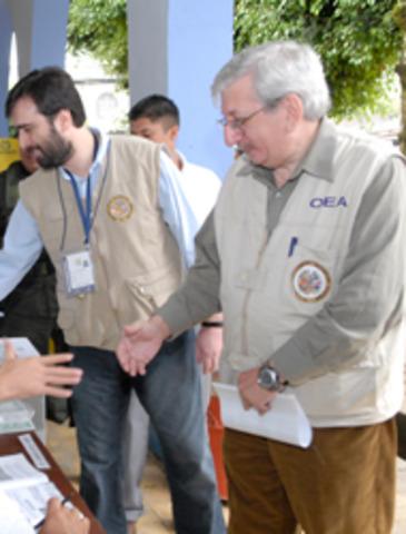 Crisis Políticas y Misiones Especiales (Blivia - Ecuador -Haiti - Nicaragua)