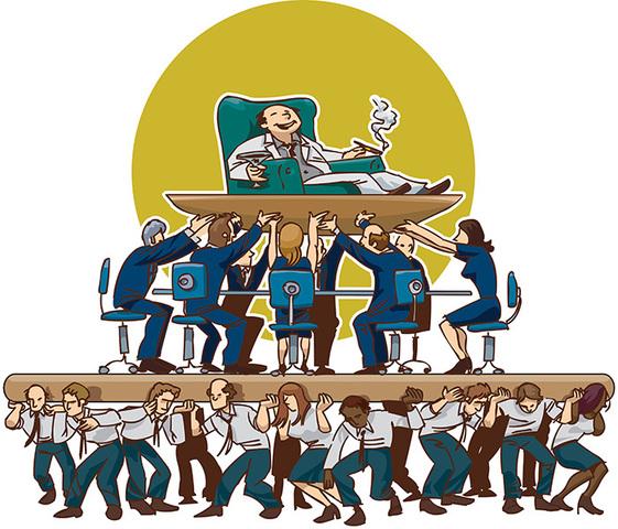Social Darwinism Theory Gains Popularity