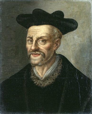 François Rabelais. (1494-1553).