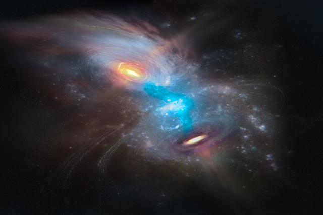 700millones de años después del big bang