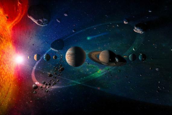 8500millones de años despues del big bang