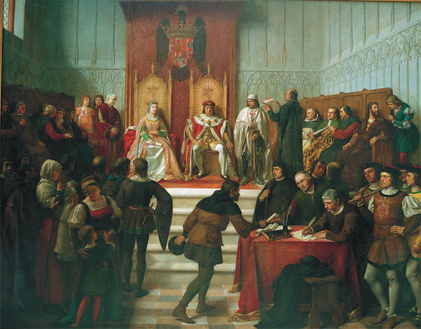 Els reis catòlics