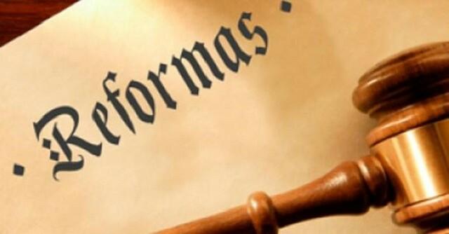 INICIATIVA PARA REFORMAR LA CONSTITUCION