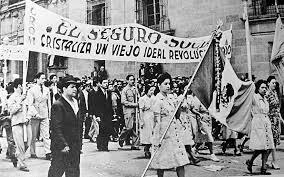 PROYECTO DE LA LEY DEL SEGURO SOCIAL