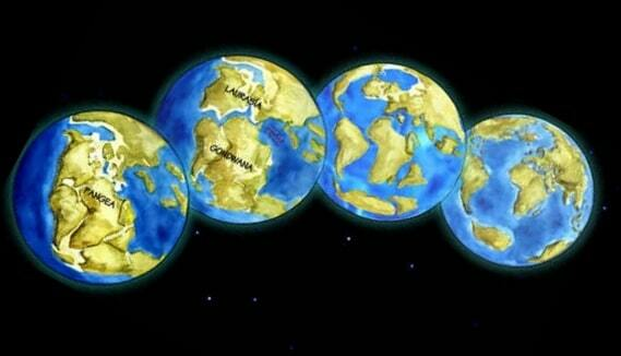 Origen y Evolución de la tierra