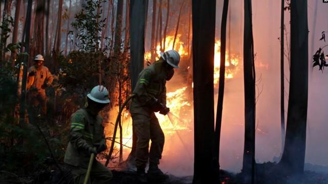 Incêndios na Península Ibérica