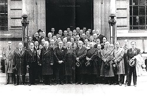 International Federation of the National Standardizing Associations