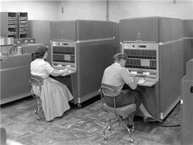 First computer used with school children