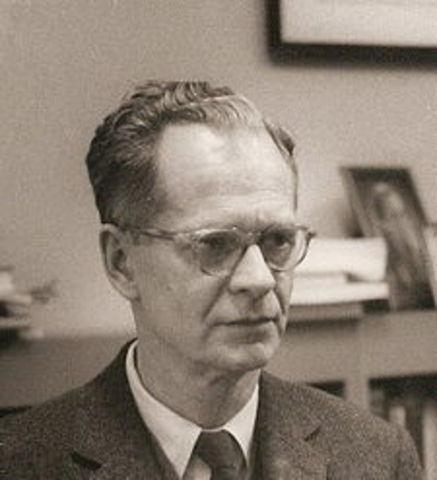 Behaviorists, 1950s, BF Skinner