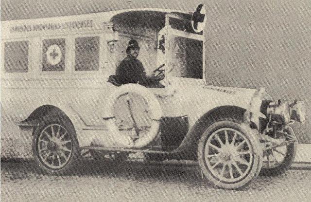 Primeira ambulância