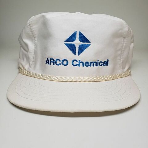 Worked for Arco Chemical.