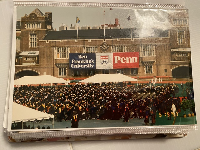 Graduated University of Pennsylvania