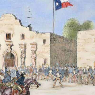 The Texas Revolution and The Republic of Texas timeline