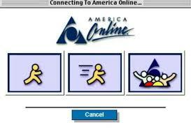 Se lanza AOL Instant Messenger y  Sixdegreees
