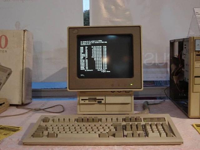 Computadoras de la segunda generación