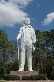 Sam Houston as Republic President