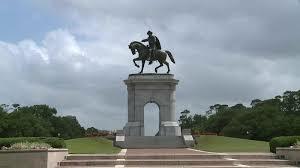 1st President of the Republic Sam Houston