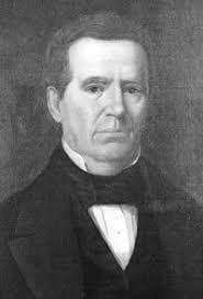 4th President of the Republic of Texas Anson Jones