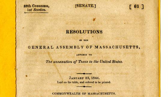 Annexation Resolution
