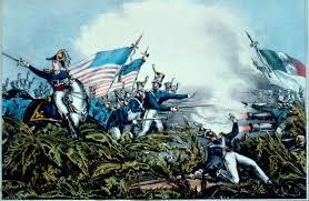 Mexican War begins.