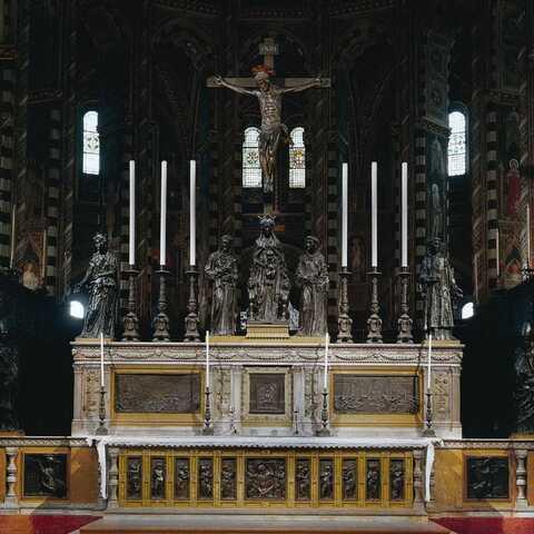 Donatello, Altare del Santo